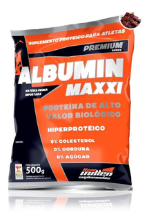 Albumin Maxxi 500g - New Millen