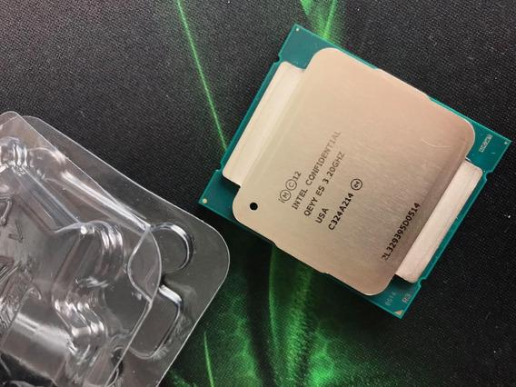 Processador Xeon E5 1680v3 ( Es ) Plataforma X99 (i7)