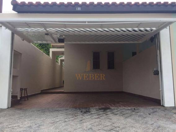 Linda Casa No Jardim América! Taboão Da Serra - Ca0135