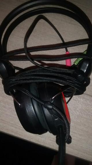 Fone De Ouvido Headset Pc