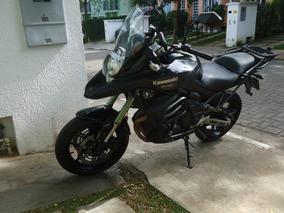 Moto Kawasaki Versys 650 2011 Com Abs E Acessorios Nova