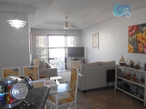 Imagem 1 de 15 de Apartamento  Residencial À Venda, Praia Da Enseada, Guarujá. - Ap3811