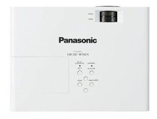 Projetor Panasonic Pt-lw312 3100 Lumens Wxga Hdmi Vga Rj45 - Imagem Meio Esverdeada Para Algumas Projeções - Vejam Fotos