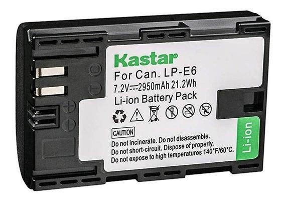 Bateria Lp-e6 Para Canon 5ds 5d 6d 7d 60d 60da 70d