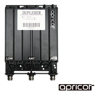 Duplexer Uhf 380-512mhz Separacion 5 Mhz Apricot A60ug01