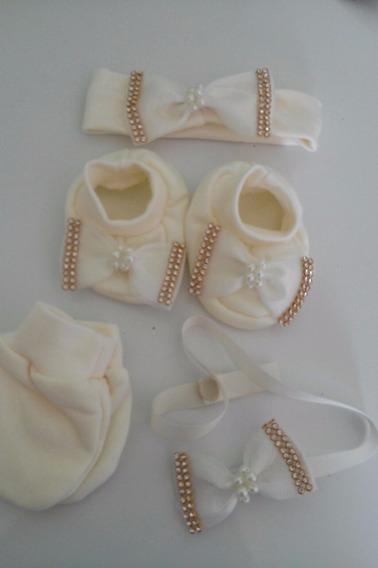 Kit Recém-nascido Para Menina Maternidade