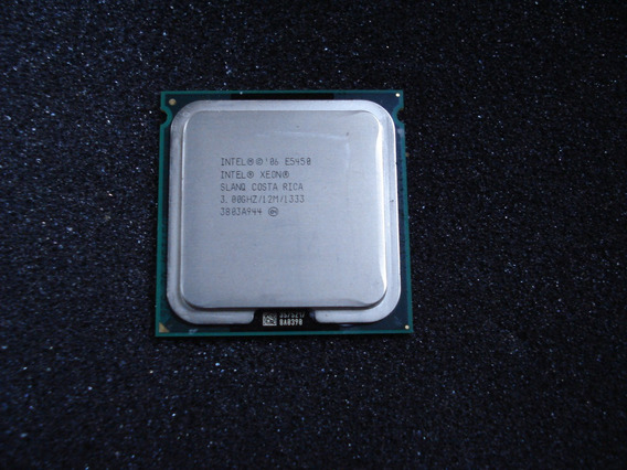 Intel Xeon E5450 - Componentes de PC Procesadores Intel en