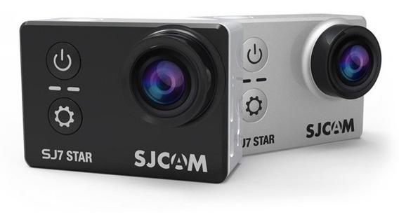Sjcam Sj7 Star Original+microfone By Pato Motosjr Sem Juros