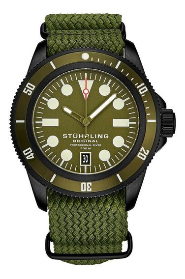 Relógio Unissex Stührling 966a.03