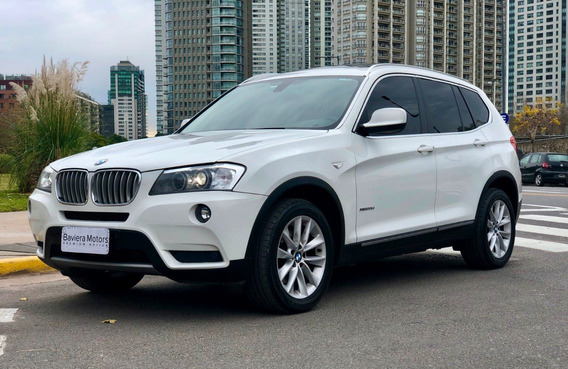 Bmw X3 35i Xdrive 2012 Executive Pack M No Q5 No Glc