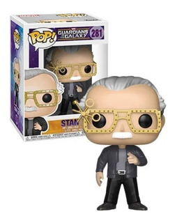 Funko Pop Stan Lee 281 Guarians Of The Galaxy Magic4ever