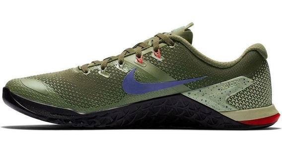 Tenis Nike Metcon 4 Gym Crossfit Pesas Correr