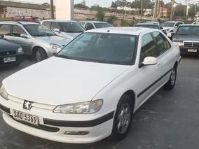 Peugeot 406 2.0 Sv 1996 Ex. Full C/techo Aerocar 3500+cuotas