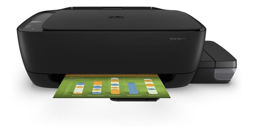 Imagen 1 de 9 de Impresora Multifuncional Hp Ink Tank 315 Negro