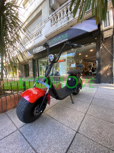 Scooter Monopatín Sunra Spyracing - 1000w - Cuota: $10.200