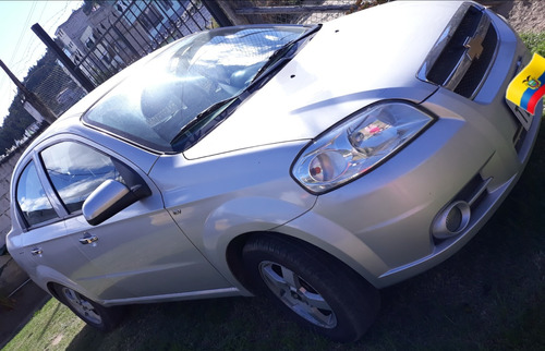 Chevrolet Aveo Emotion Gls Full 2014 Uso Personal