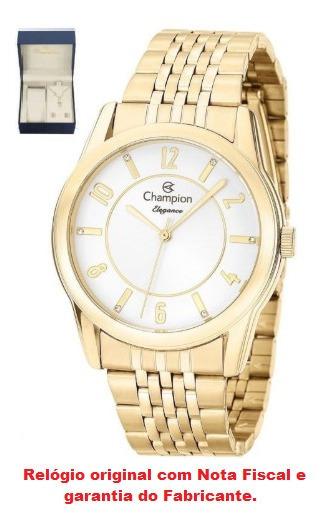 Relógio De Pulso Feminino Champion Cn26233w