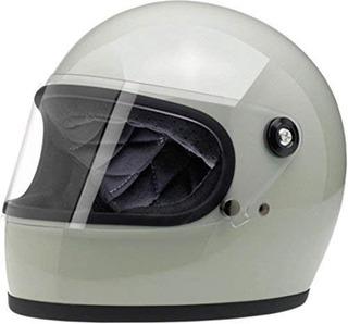 Biltwell Unisex-adult Full-face-helmet-style Polar Gringo S