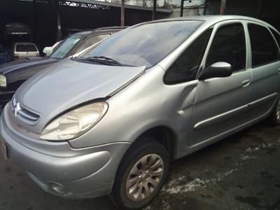 Citroën Xsara Picasso 2.0 Brasil 5p 2002