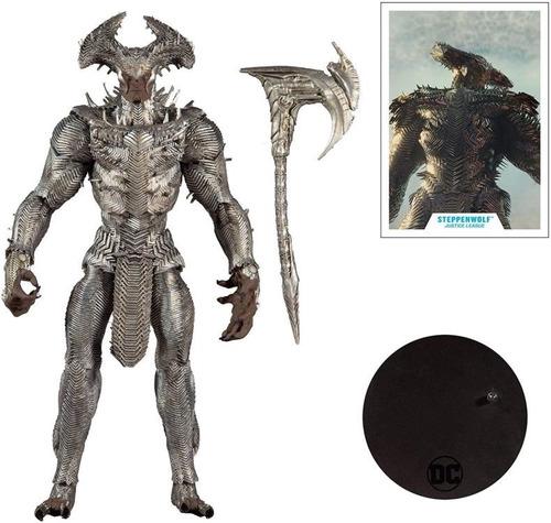 Imagen 1 de 2 de Steppenwolf Justice League Dc Multiverse Mcfarlane Toys