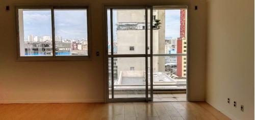 St0004 - Studio Com 1 Dormitório Para Alugar, 34 M² Por R$ 1.300/mês - Centro - São Paulo/sp - St0004