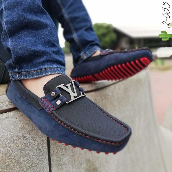 Zapatos Casuales Lv Luis Vuitton Para Caballeros