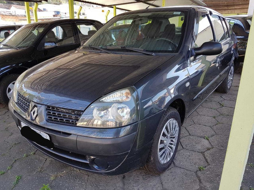 Renault  Clio Sedan  2004  1.6 16v Expression Completo