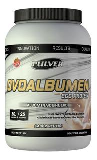 Proteína Huevo Egg Ovoalbumen Claras 1 Kg Sin Tacc Pulver Clara De Huevo Egg Puras 100% Saborizada Masa Musuclar