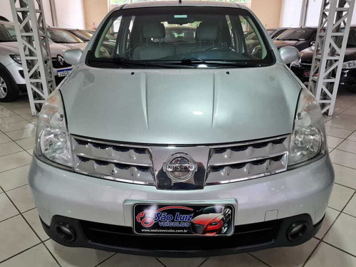 Nissan Livina Sl 1.6 16v