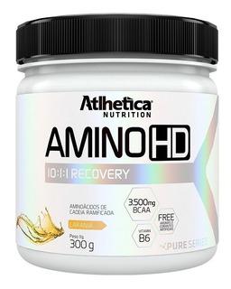 Amino Hd 10:1:1 Recovery - 300g Laranja - Atlhetica