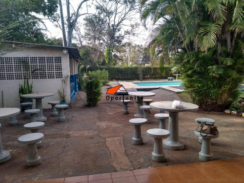 Chácara Com 4 Dormitórios À Venda, 5000 M² Por R$ 900.000,00 - Recreio Internacional - Ribeirão Preto/sp - Ch0013