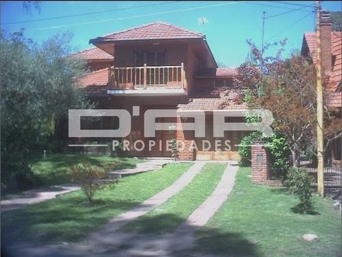 Casa En 2 Plantas, En Bosque Peralta Ramos