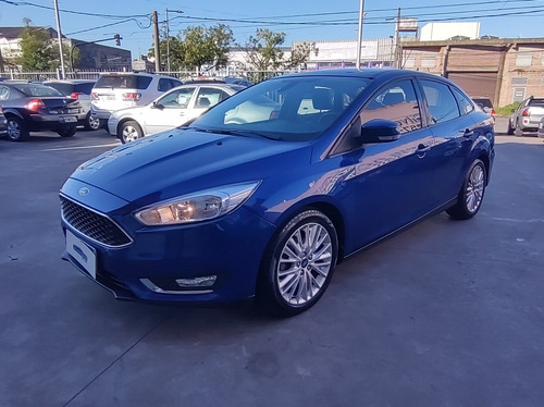 Ford Focus Iii 2.0 Sedan Se Plus At6 2016t
