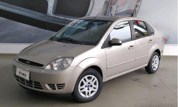 Ford Fiesta Sedan 1.6 Flex Manual 2007
