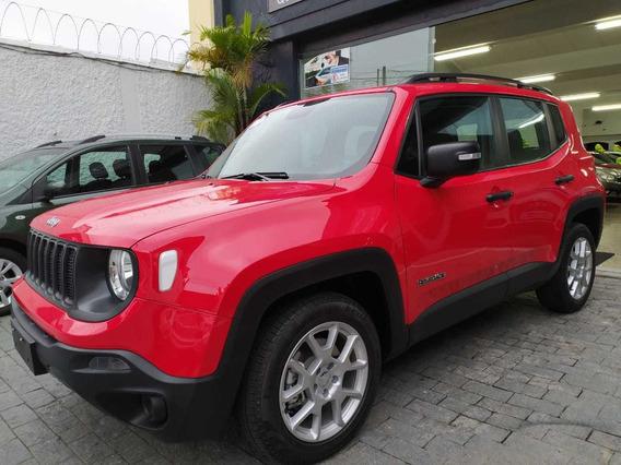 Jeep Renegade 1.8 Sport Flex Aut. 5p 2020 Entrega Imediata!