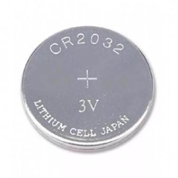 Bateria Computador Bateria Moeda Cr2032 3v Lithium Kit 3 Pçs