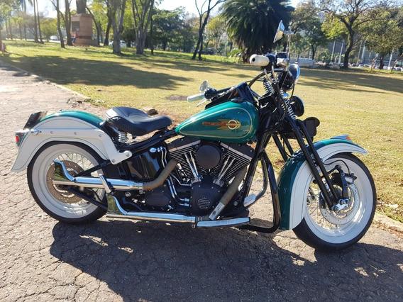 Harley Davidson Softail Springer - Venda Ou Troca