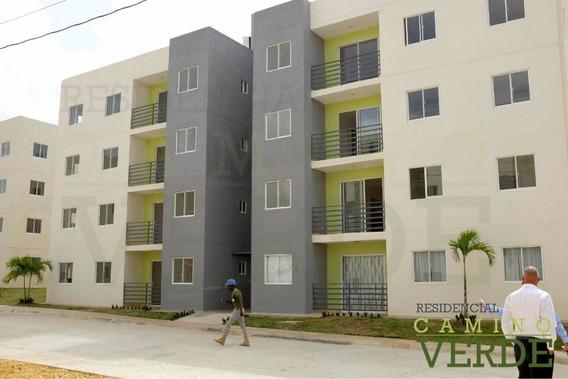Alquiler De Apartamento A Estrenar Ciudad Juan Bosch