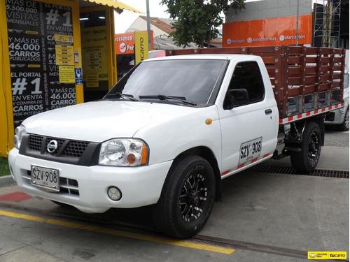 Nissan Frontier Np300 D22 Estacas 4x2 Mt