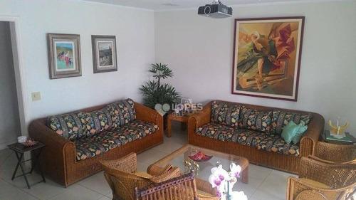 Apartamento À Venda, 174 M² Por R$ 1.480.000,00 - Icaraí - Niterói/rj - Ap37465