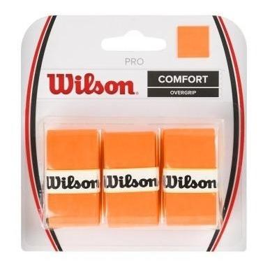 Proovergrip Para Raqueta De Tenis Wilson Naranja