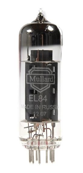 Valvula Mullard El84 De Salida Par Platinum Matched Rusia