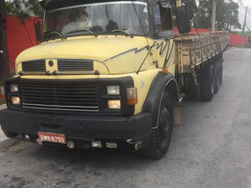 Mercedes-benz 1113 Ano 81 Truck