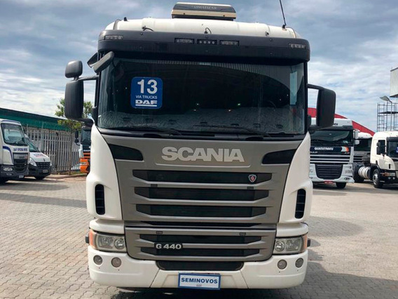 Scania G-440 6x2
