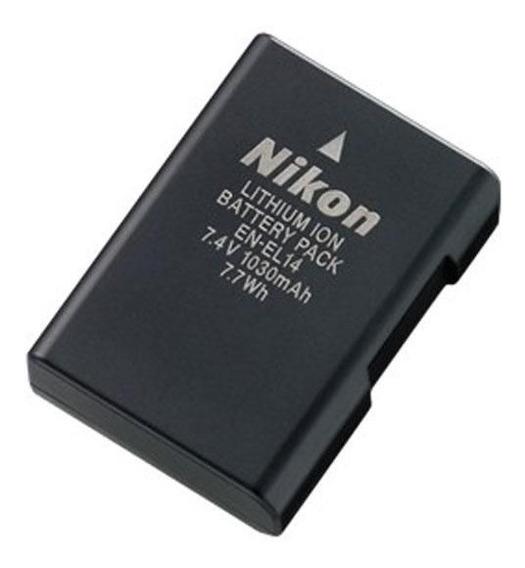 Nikon Bateria Generica En-el14 D5300 D5100 D5200 D3300 El14