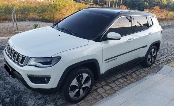 Jeep Compass Longitude 2018 4x4 Diesel