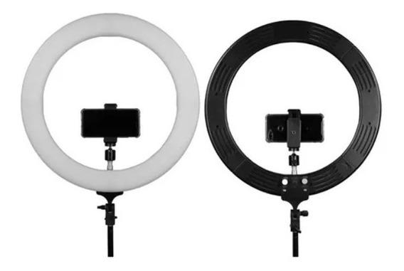 Kit Ring Light 45 Cm Com Tripé 2m + Bolsa Frete Grátis