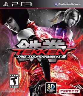 Tekken Tag Tournament 2 Ps3 Digital Entrega Inmediata