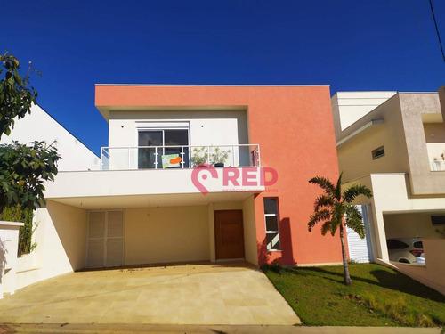 Sobrado À Venda, 254 M² Por R$ 1.385.000,00 - Condomínio Chácara Ondina - Sorocaba/sp - So0255