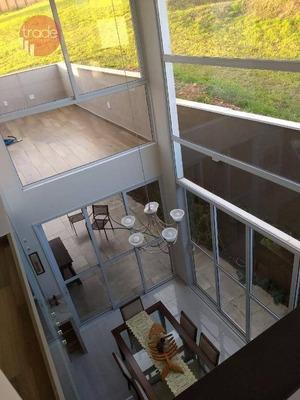 Casa Com 3 Dormitórios À Venda, 217 M² Por R$ 1.200.000 - Bonfim Paulista - Ribeirão Preto/sp - Ca3069